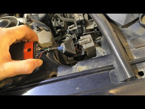 Где диагностический разъем у Mazda Bongo