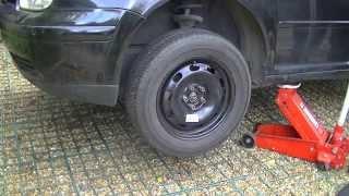 getlinkyoutube.com-VW Golf Jetta Driveshaft CV Joint Removal Simple Easy Steps
