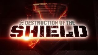 getlinkyoutube.com-Destruction of The Shield on WWE Network