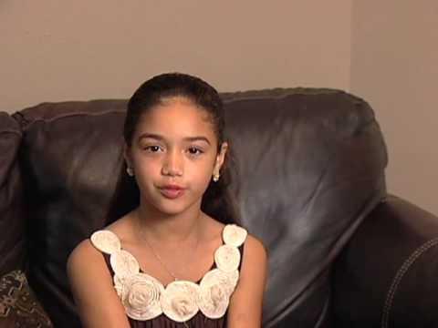 NAM - National American Miss Jr. Pre-Teen, Kaydianna Davis