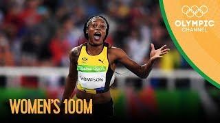 getlinkyoutube.com-Rio Replay: Women's 100m Final