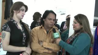 getlinkyoutube.com-Punjabi Comedy Drama Actor Pervaiz Khan & Kismat's Interview