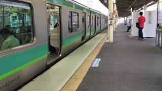 getlinkyoutube.com-成田線 我孫子駅4番線発車シーン