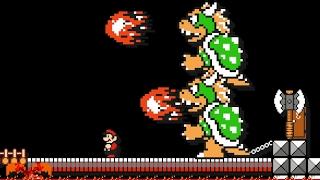 getlinkyoutube.com-Super Mario Maker - Super Expert 100 Mario Challenge #89