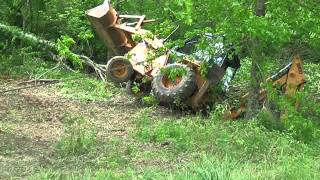 getlinkyoutube.com-The recovery of a CASE 580D Backhoe