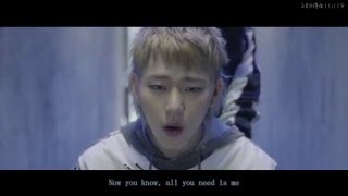 getlinkyoutube.com-[中字] Block B - TOY 【特效 / 繁體 / HD】