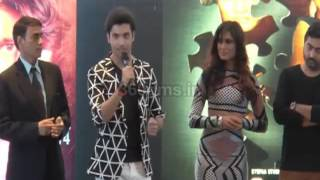 SHARAD MALHOTRA Promotes his Movie | Trailer & Music Launch of Ek Tera Sath 1:13:7