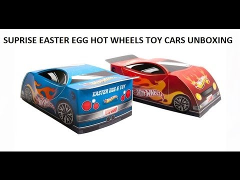 mystery surprise hotwheels easter eggs egg unboxing hot wheels cars