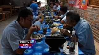getlinkyoutube.com-NET12 - Enaknya warung sambal belut Pak Sabar di Bantul