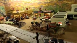 getlinkyoutube.com-Route 66 diorama