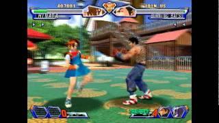 getlinkyoutube.com-[Sega Dreamcast] Rival Schools - Project Justice