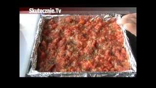 getlinkyoutube.com-Przekładaniec mięsny na kapuście w pomidorach :: Skutecznie.Tv