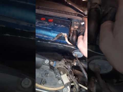 Промывка радиатора печки ауди а6 с5