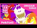 Dig It Up | Dinosaur Songs | + Compilation | PINKFONG Songs for Children