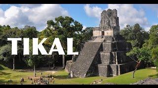 getlinkyoutube.com-Tikal - Ancient Mayan City of Guatemala - 4K | DEVINSUPERTRAMP