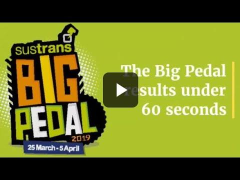 Big Pedal 2019 Video