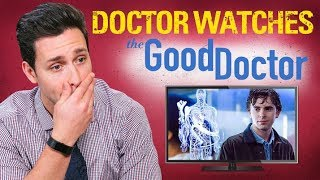 Real Doctor Reacts to THE GOOD DOCTOR | Medical Drama Review | Doctor Mike width=
