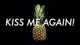 getlinkyoutube.com-THE DRUMS - Kiss Me Again (Lyric Video)