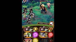 getlinkyoutube.com-One Piece Treasure Cruise - Forest of Training: Hawk - 0 stamina - (f2p Slashers)