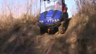 getlinkyoutube.com-UTV Hi Sun Rhino 4x4 Side by Side Utility Vehicle