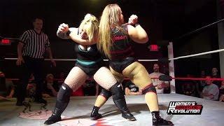 getlinkyoutube.com-[Free Match] Jordynne Grace vs. LuFisto - Beyond Wrestling #C5 (Women's Wrestling Revolution)