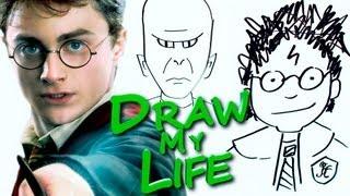 getlinkyoutube.com-DRAW MY LIFE - Harry Potter