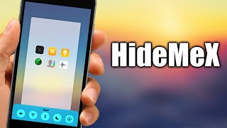 getlinkyoutube.com-HideMeX - iOS 9 Jailbreak Cydia Tweak