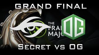 getlinkyoutube.com-Dota 2 Major | Secret vs OG All Games Grand Final | The Frankfurt Major 2015 Highlights