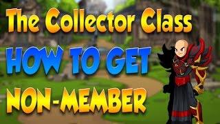 getlinkyoutube.com-How to Get Collector Class Non Member Merge -Easy- (AQW)