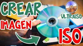 getlinkyoutube.com-Tutorial: Crear una Imagen ISO de un CD/DVD [Con UltraISO] [2017/2018]