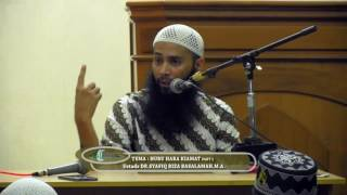 getlinkyoutube.com-Kajian Islam Jember  - Huru Hara Kiamat part1-Ustadz DR.Syafiq Riza Basalamah.M.A.