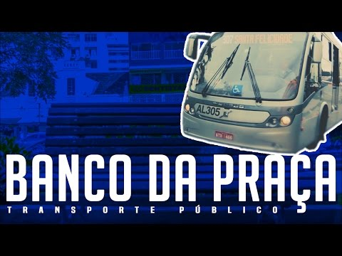 Banco da Praça: Transporte público