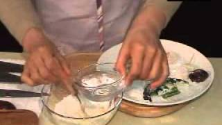 getlinkyoutube.com-[japanese food] made dish fried food (일식 모듬 튀김)