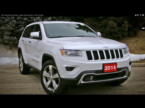 2014 Jeep Grand Cherokee Limited | Video Review | Unique Chrysler