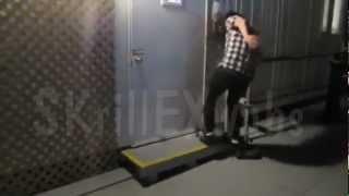 Skrillex Skateboarding ◄ (NO FAKE)