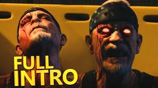 getlinkyoutube.com-FULL CARRIER INTRO CINEMATIC CUTSCENE! CoD: Advanced Warfare Exo Zombies Story & Easter Egg!