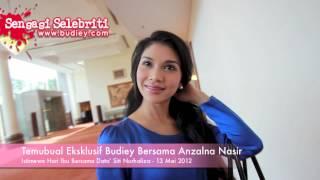 getlinkyoutube.com-Temubual Eksklusif Budiey Bersama Anzalna Nasir