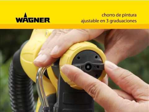 Sistema de pulverización Wagner W670