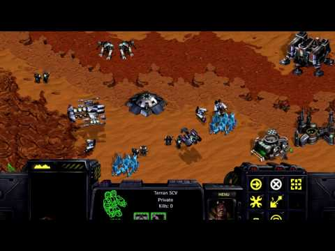 Starcraft 1 Remastered 4K