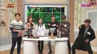 getlinkyoutube.com-151111 My Pet Clinic cut Dorky Taehyung