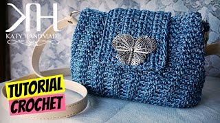 "getlinkyoutube.com-Tutorial pochette ""Erica"" uncinetto 