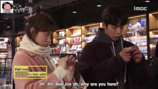 [Engsub] [CHIE] BTS Weightlifting Fairy Kim Bok Joo ep 13 - BokJooNyung's first date