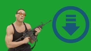 getlinkyoutube.com-Descargar - Jean Claude Van Damme - Fondo Verde - Download