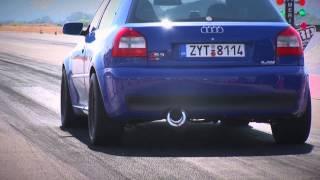 getlinkyoutube.com-Audi S3 0-400 3.6Bar