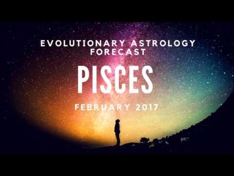 PISCES   February 2017 Horoscope   Raising Vibrations Astrology