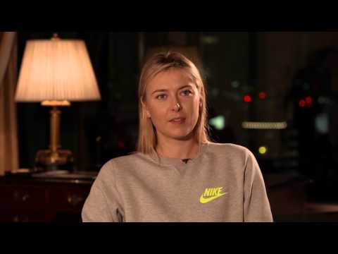 Maria Sharapova happy to be back for IPTL2