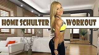 getlinkyoutube.com-Sophias Homeworkout für schöne  ♥ SCHULTERN ♥