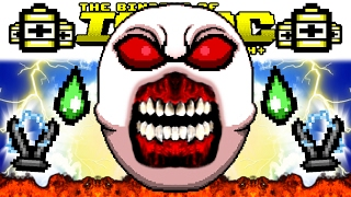 getlinkyoutube.com-JACOB'S LADDER + DOUBLE SPLIT SHOT + SINUS INFECTION | The Binding of Isaac: AFTERBIRTH+ Gameplay