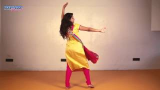 getlinkyoutube.com-London Thumakda || Part 1 || Easy Dance Steps || Queen