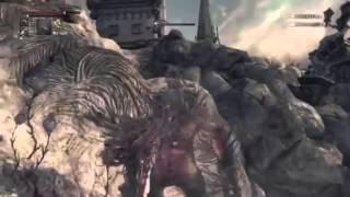 getlinkyoutube.com-【ブラッドボーン】 獣化して対人プレイ